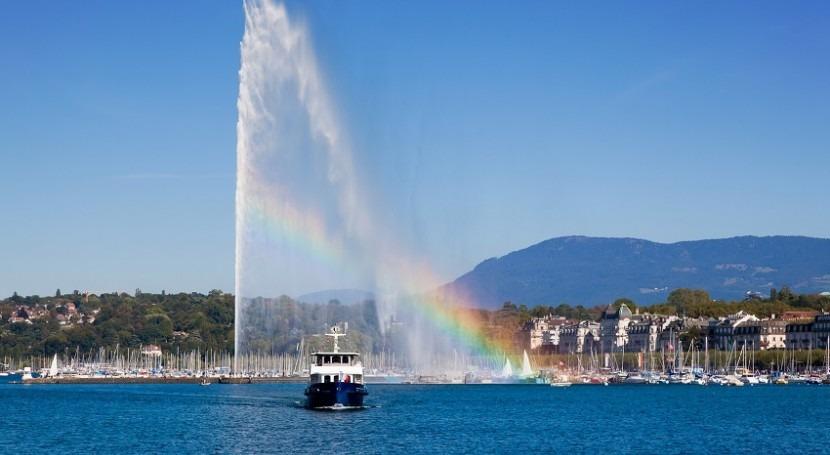 Jet d´eau de Ginebra: el chorro de agua más famoso del mundo | iAgua