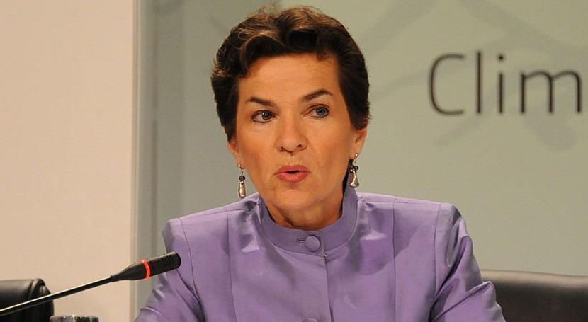 ACCIONA ficha como consejera Christiana Figueres, experta cambio climático