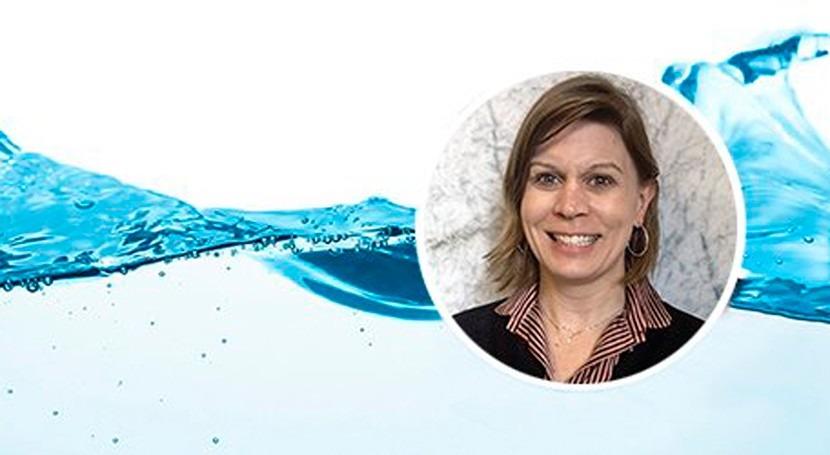 Dra. Christine Boyle Xylem, líder e innovadora tecnología agua