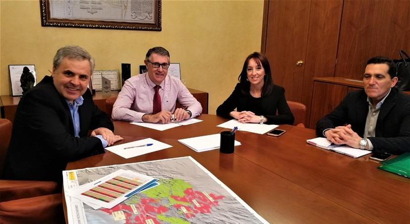CHS analiza medidas encaminadas recuperar buen estado acuífero Bullas