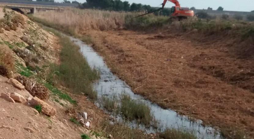 ramblas cartageneras Azohía y Albujón mejorarán capacidad hidráulica