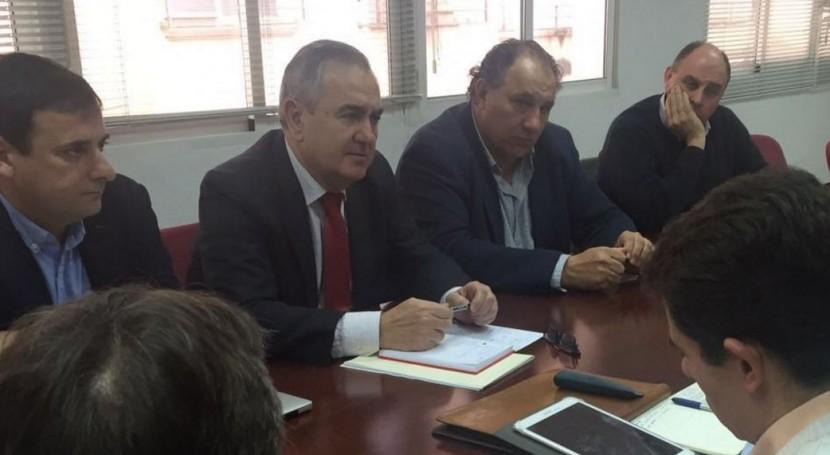 PSOE Murcia pide dimisión presidente Confederación Segura