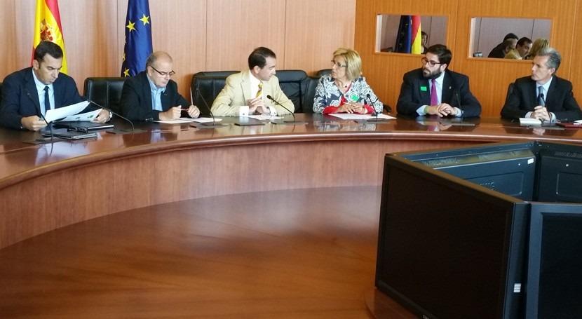 CHT y Ávila buscan soluciones depuración provincia castellanoleonesa