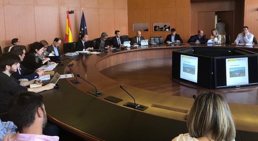 CHT celebra Segunda Comisión Desembalse año hidrológico 2018-2019
