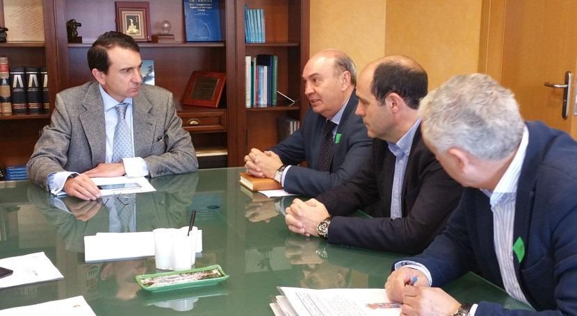 mejora depuración Sigüenza, tema central ultima reunión CHT