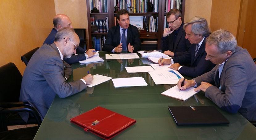 CHT y Comunidad Madrid se reúnen marco Pacto Nacional Agua