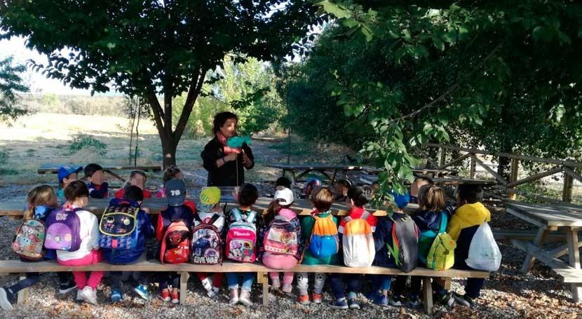 Más 1.000 alumnos se benefician actividades educación ambiental CHT