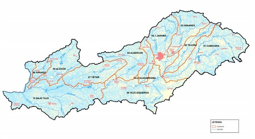 CHT inicia revisión y actualización mapas peligrosidad y riesgo inundación