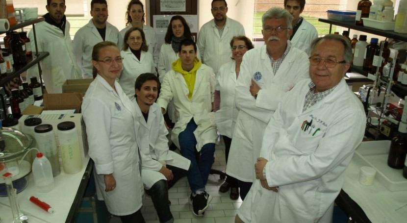 El equipo de investigación del CIDTA