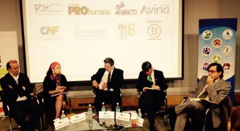 PROhumanaRED: Encuentro Aprendiendo SER: Banca Sustentable