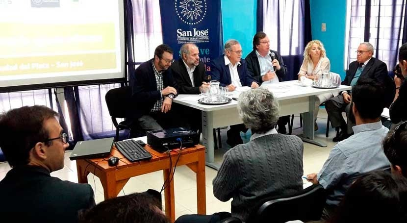 Uruguay presenta propuesta Plan Aguas Urbanas Ciudad Plata