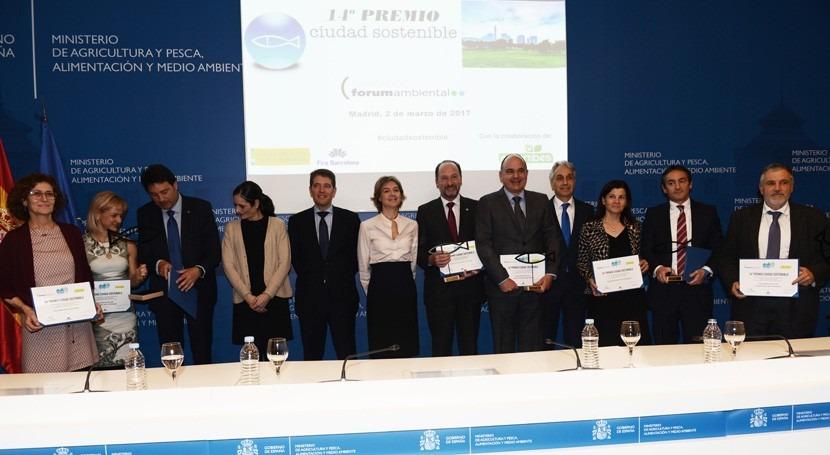 ciudades españolas, claves preservación medio ambiente