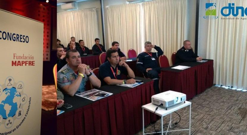 DINOTEC imparte Uruguay curso potabilización aguas casos emergencia