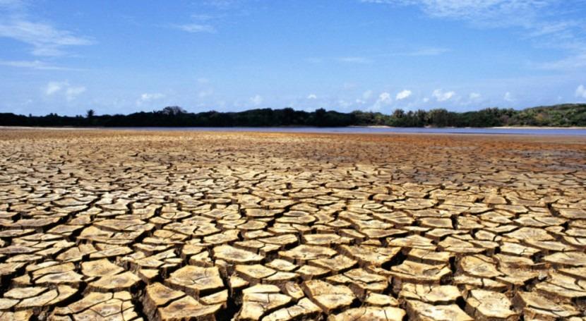 cambio climático agua