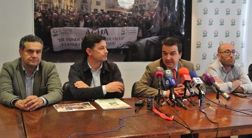 Castilla- Mancha derogará Decreto Interés Regional regadíos Cancarix
