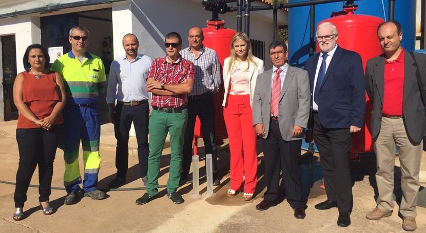 Castilla- Mancha ha llevado cabo 27 obras abastecimiento durante verano