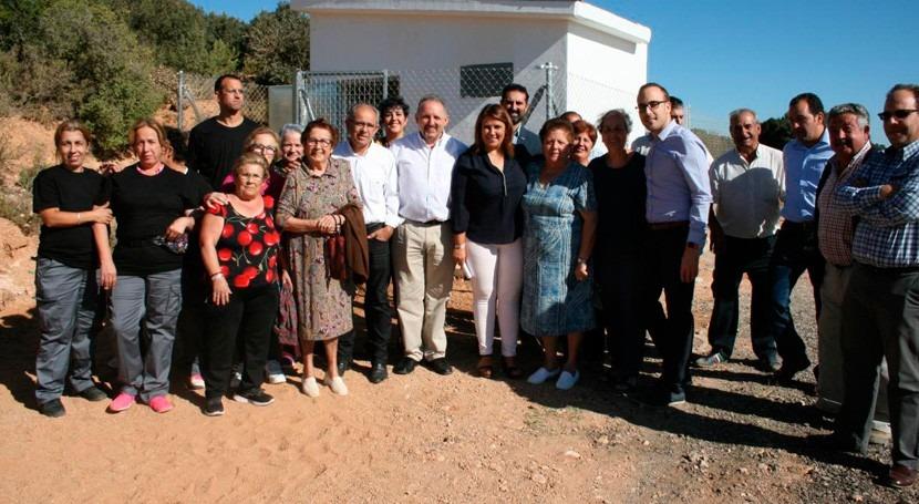"""Castilla- Mancha: """"Todo agua que sale cuenca ir otra es trasvase"""""""