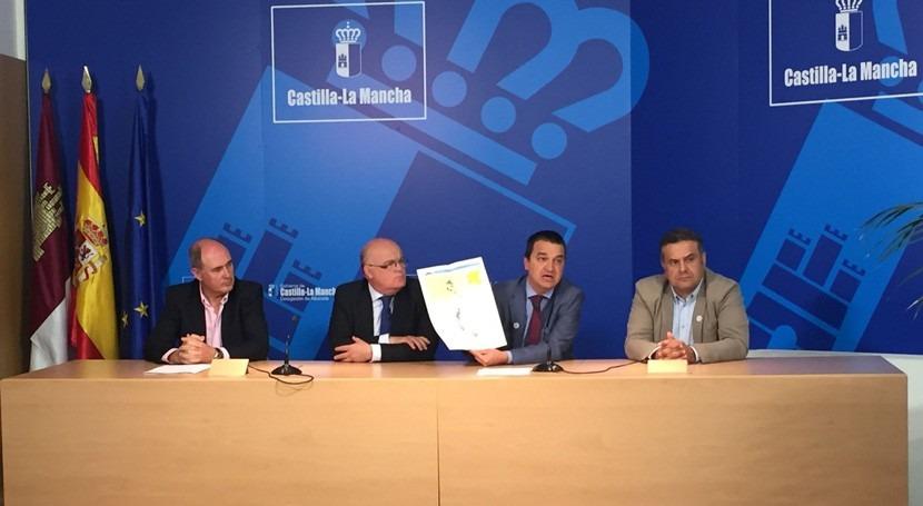 Castilla- Mancha solicitará al Gobierno central inversiones desarrollar regadío