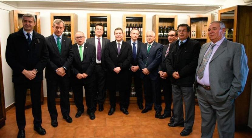 """Castilla- Mancha reclamará Rajoy que """" agua Tajo se quede Tajo"""""""