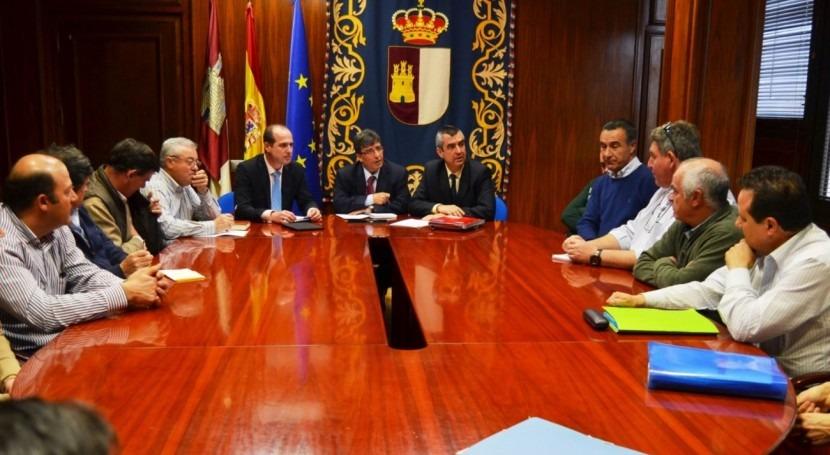 Agencia Agua C-LM perfila argumentos recursos planes hidrológicos