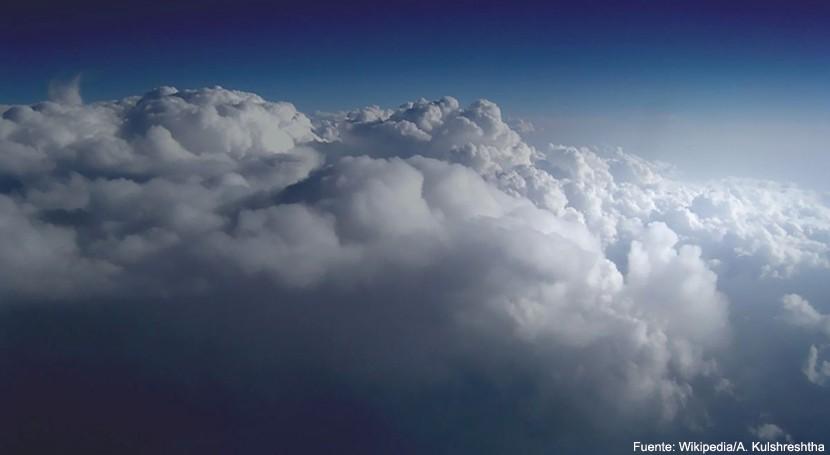 ¿Desalinizan agua nubes?
