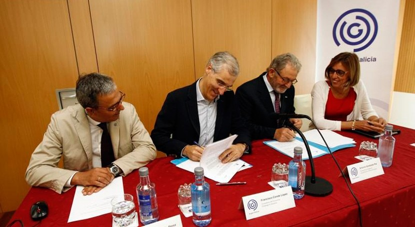 Galicia impulsa internacionalización aguas minerales y termales sello calidad
