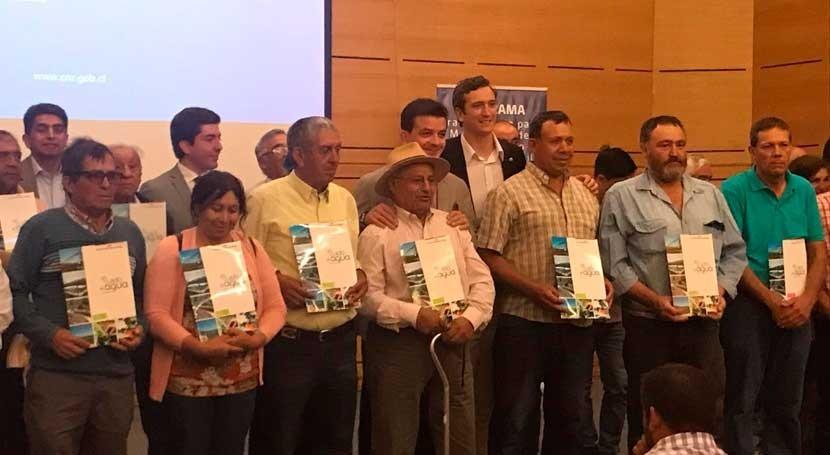 Chile regulariza más 150 derechos aprovechamiento aguas