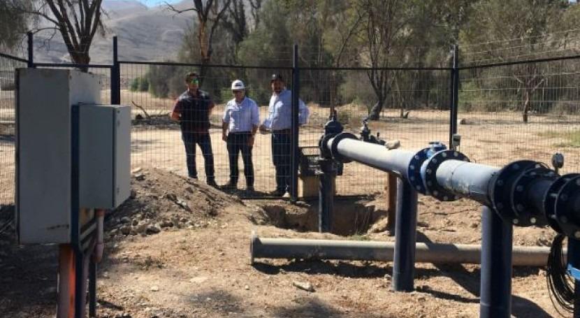 CNR destina 1,2 millones dólares obras riego regiones emergencia hídrica