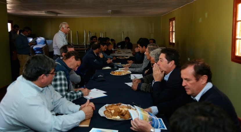 CNR y DGA coordinan trabajo Comunidades Aguas Subterráneas Petorca