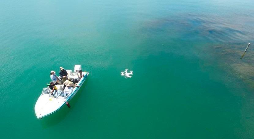 cambio coloración lago Coatepeque Salvador se debe microalgas