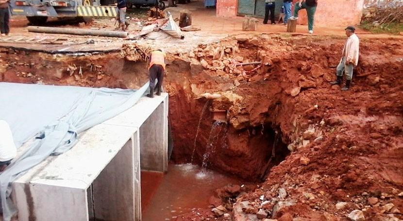 Paraguay, países latinoamericanos menor cobertura saneamiento