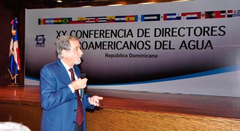 República Dominicana es escenario debate Legislación Agua América Latina