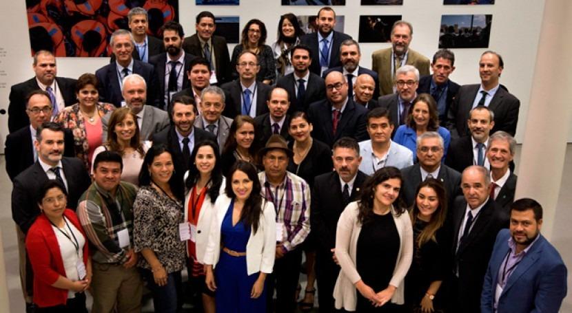 CODIA reforzará cooperación países miembros cumplimento ODS agua
