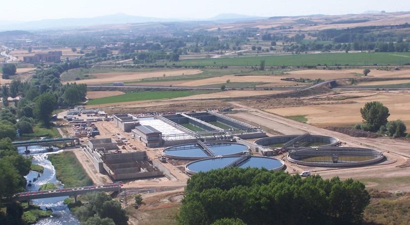 Licitada explotación abastecimiento Mancomunidad Campos Muñó Burgos