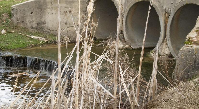 Depuración agua pequeños núcleos urbanos: Problema responsabilidad todos