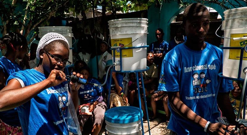 Japón aporta 2,6 millones dólares combatir cólera Haití