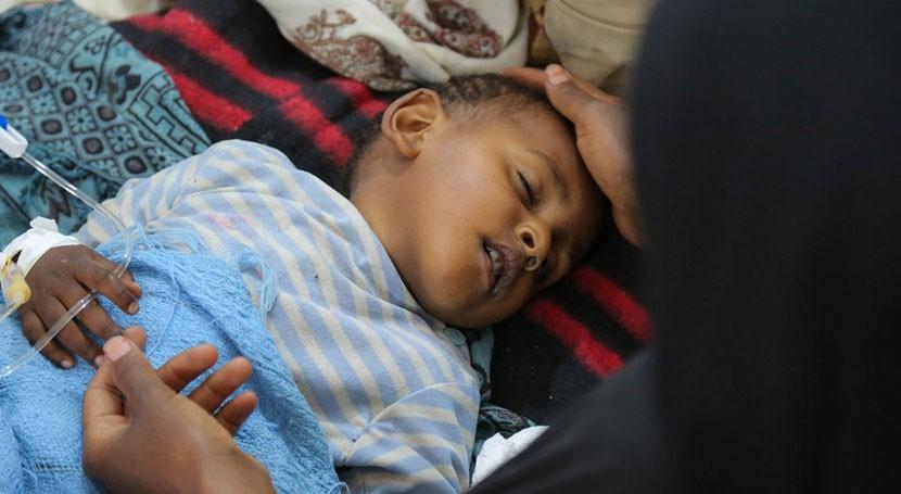 casos cólera Yemen superan 200.000