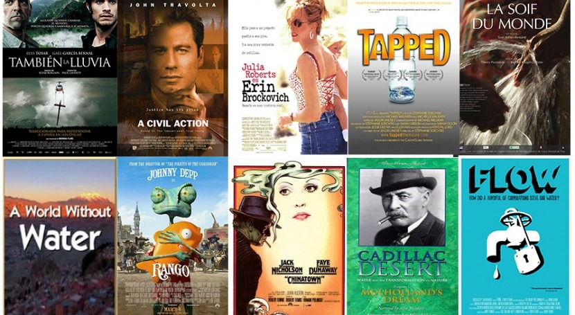 10 mejores películas agua