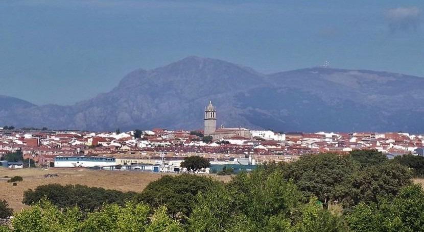 Colmenar Viejo (Wikipedia/CC).