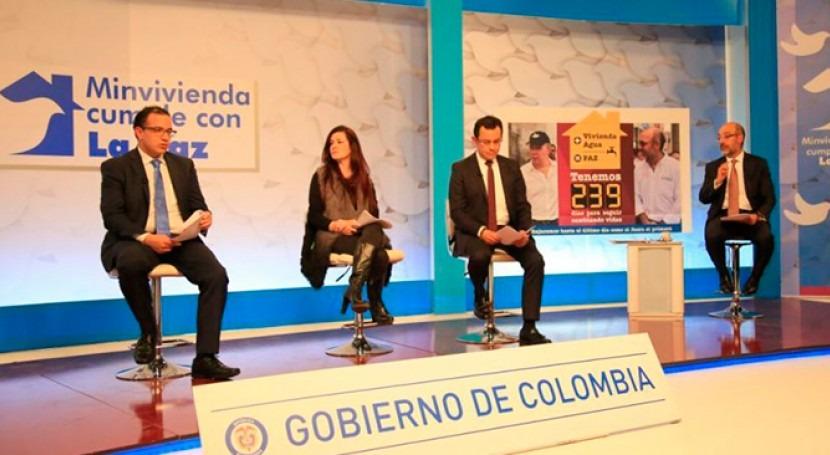 Colombia propicia certificación municipios manejo agua potable y saneamiento