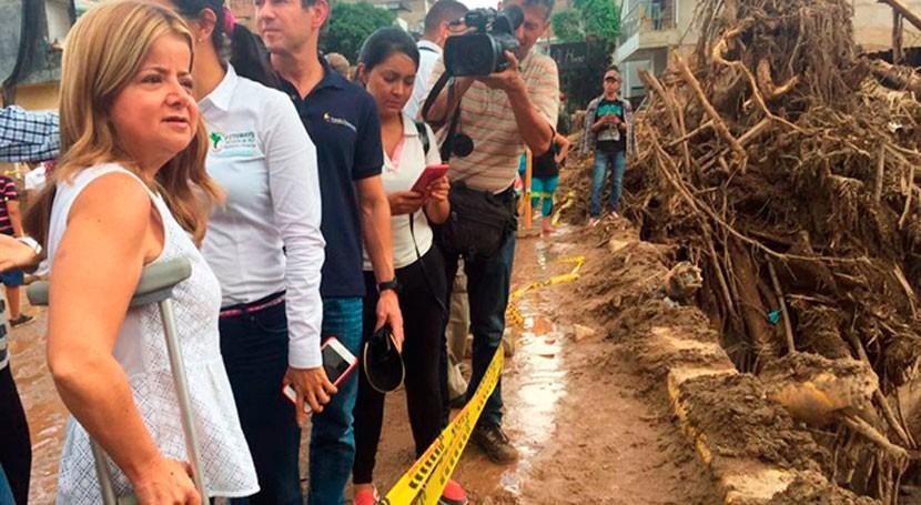 Colombia anuncia soluciones inmediatas y largo plazo materia agua potable Mocoa