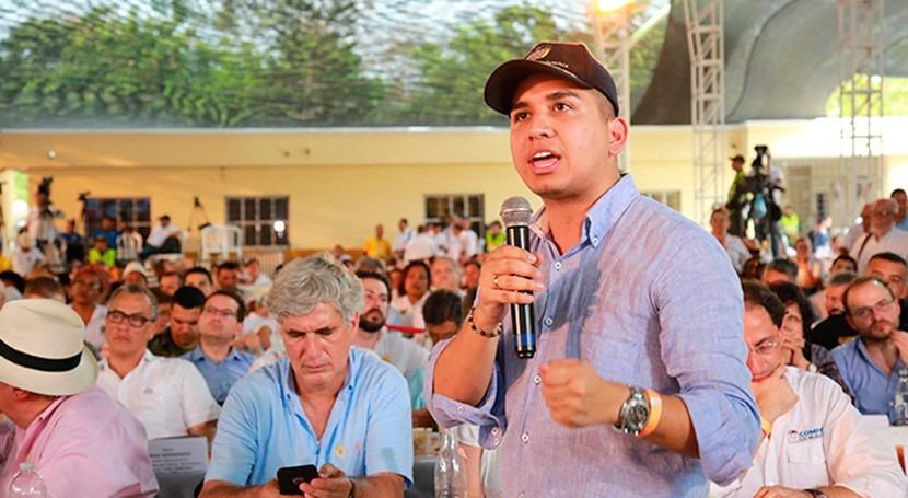 Colombia pone marcha importantes obras agua y saneamiento básico Magdalena