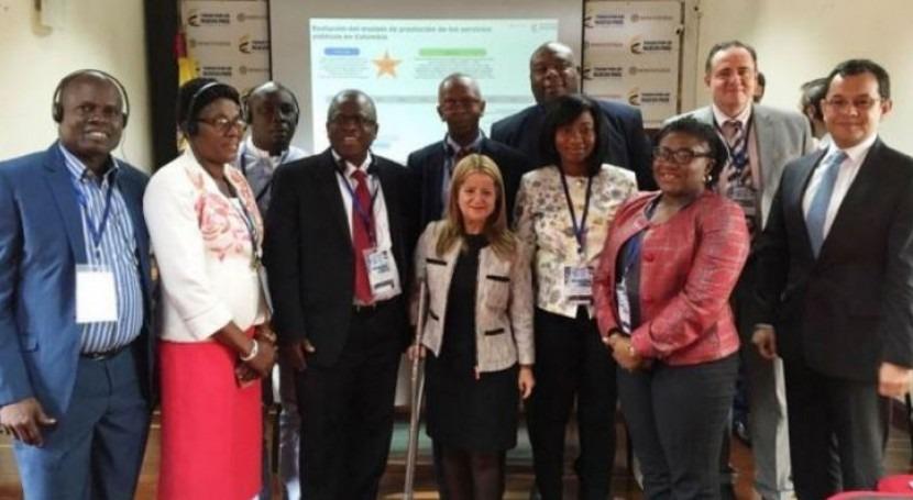 Colombia y Nigeria intercambian experiencias sector agua potable y saneamiento