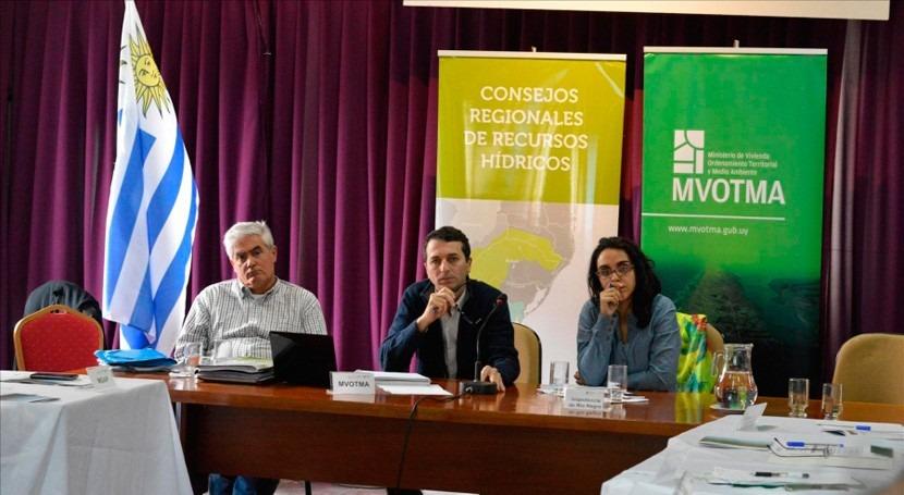 Uruguay invita formar parte Comisión Cuenca Río San Salvador
