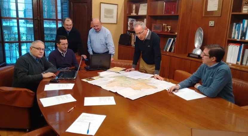 Confederación Segura trabaja prevención cauces y embalses debido al temporal