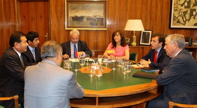 España y Perú fomentan colaboración materia agua