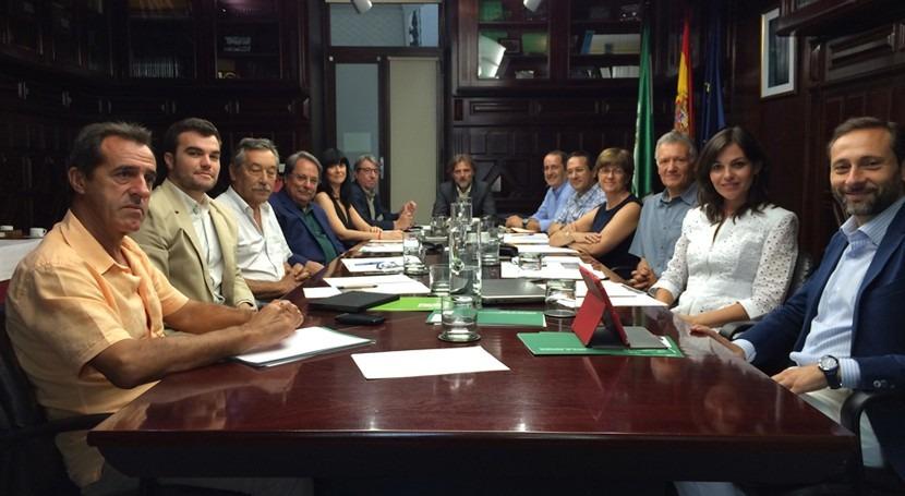 Andalucía constituye Comité Científico Congreso Cambio Climático