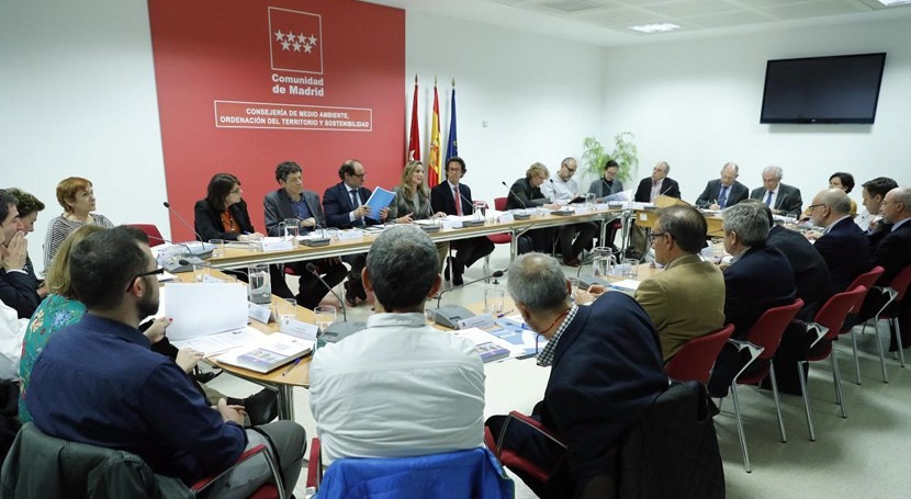 IMDEA Agua asesorará Comunidad Madrid luchar cambio climático