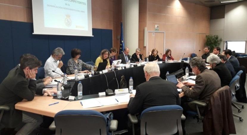 Informe Comité Autoridades Evaluación Preliminar Riesgo Inundación Ebro