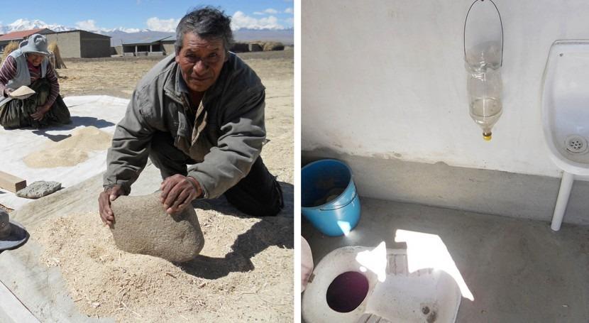Abastecimiento y saneamiento Bolivia Cooperación Internacional. Territorio y comunidad
